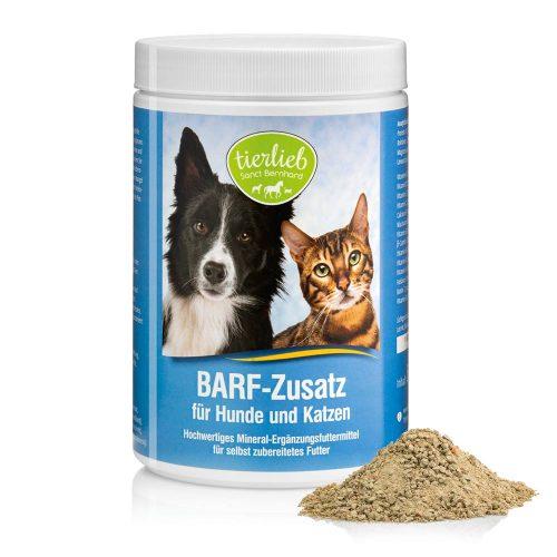 BARF Висококачествена хранителна добавка за кучета и котки, 800 г